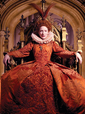 elizabeth the golden age review essay Ruling england at a time when the arts flourished and discovery was high on the  agenda, the elizabethan era is remembered as a golden age.