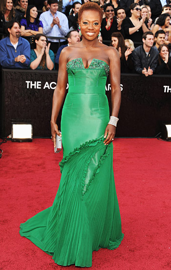 Celebrities\' Gowns – Oscars 2012 | Fashion & History