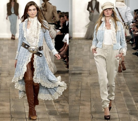 Rodeo Fashion History